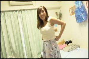 現役キャバ嬢と自宅SEX!